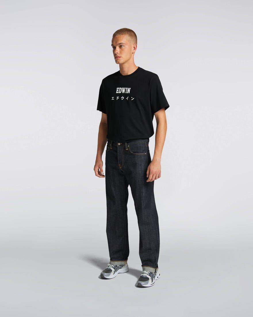 ED-39 Regular Loose Jeans