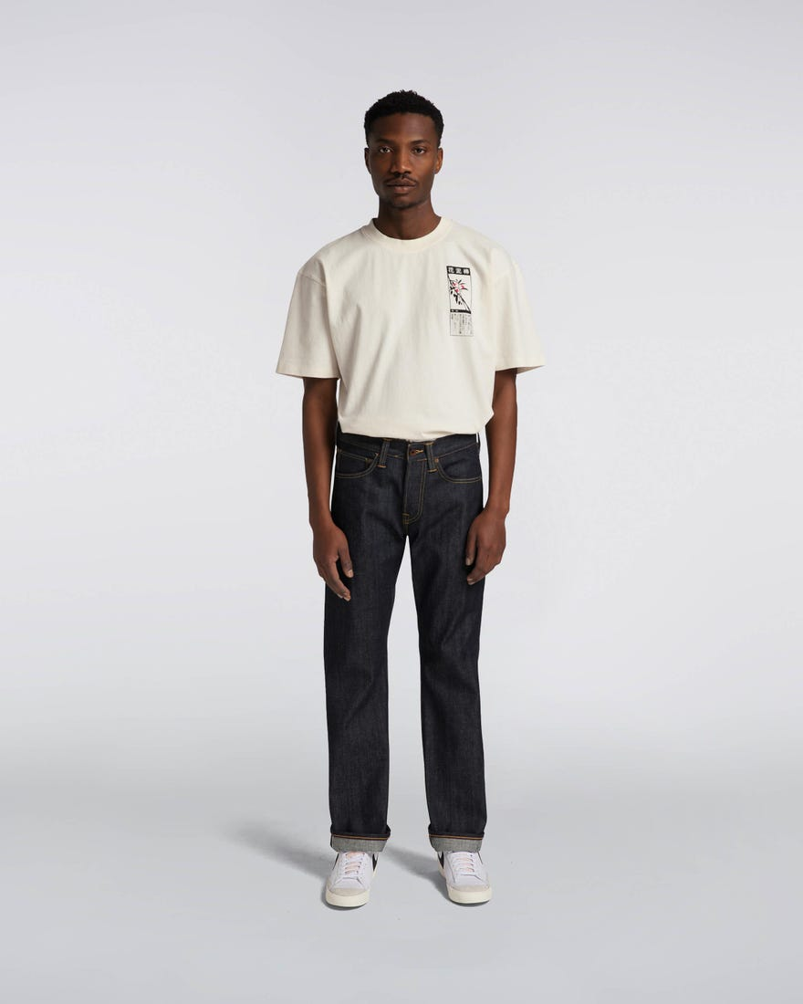 ED-47 Regular Straight Jeans