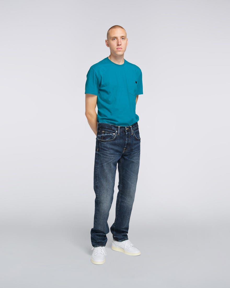 ED-55 Regular Tapered Jeans