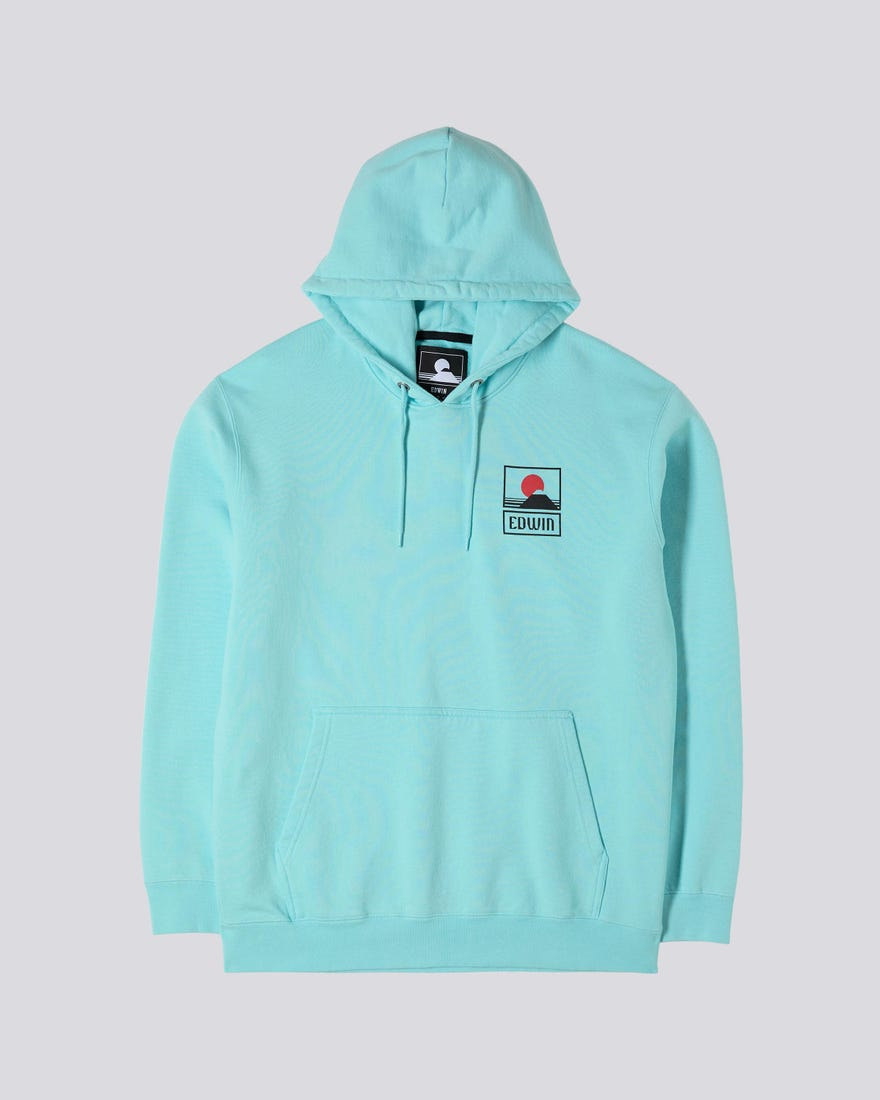 Sunset on MT Fuji Hoodie Sweat