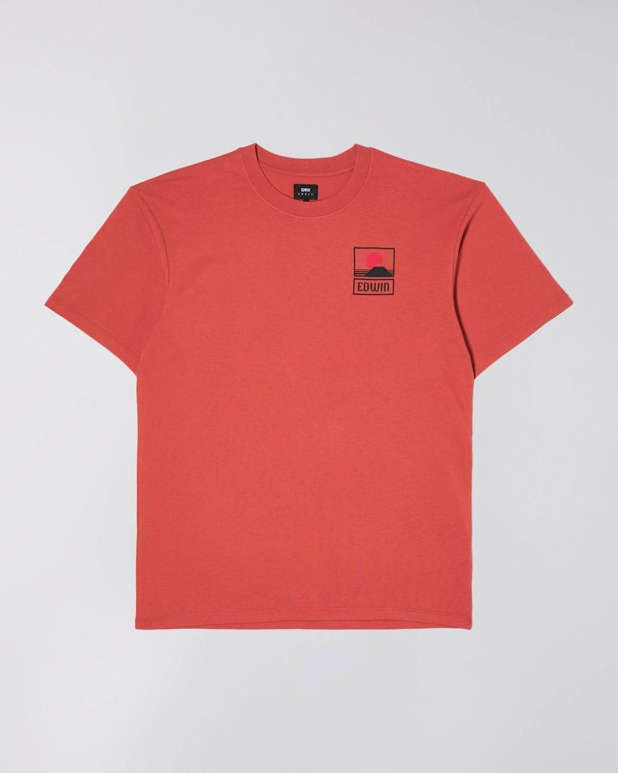 Sunset On Mt Fuji T-Shirt