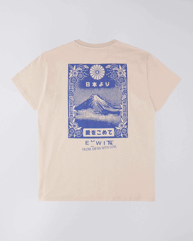 Moonrock Edwin Jeans From Mt Fuji Tee