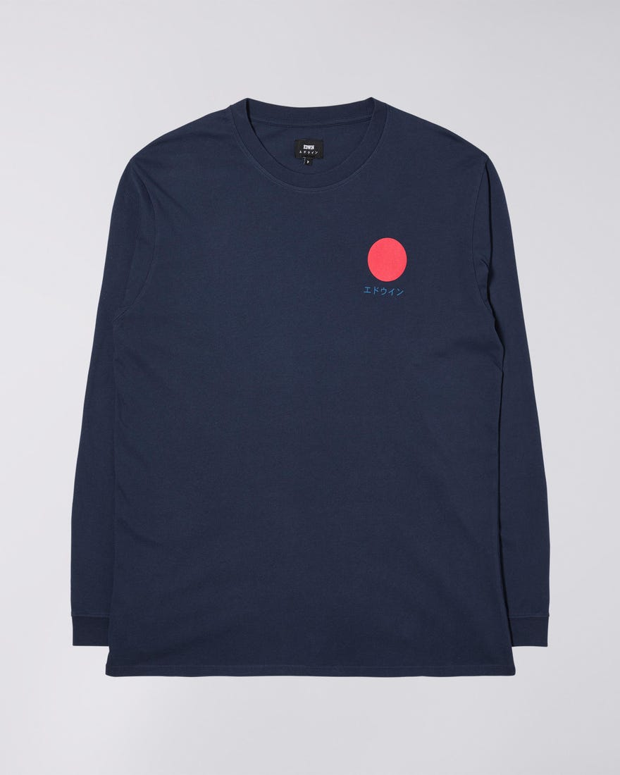 Japanese Sun T-Shirt LS