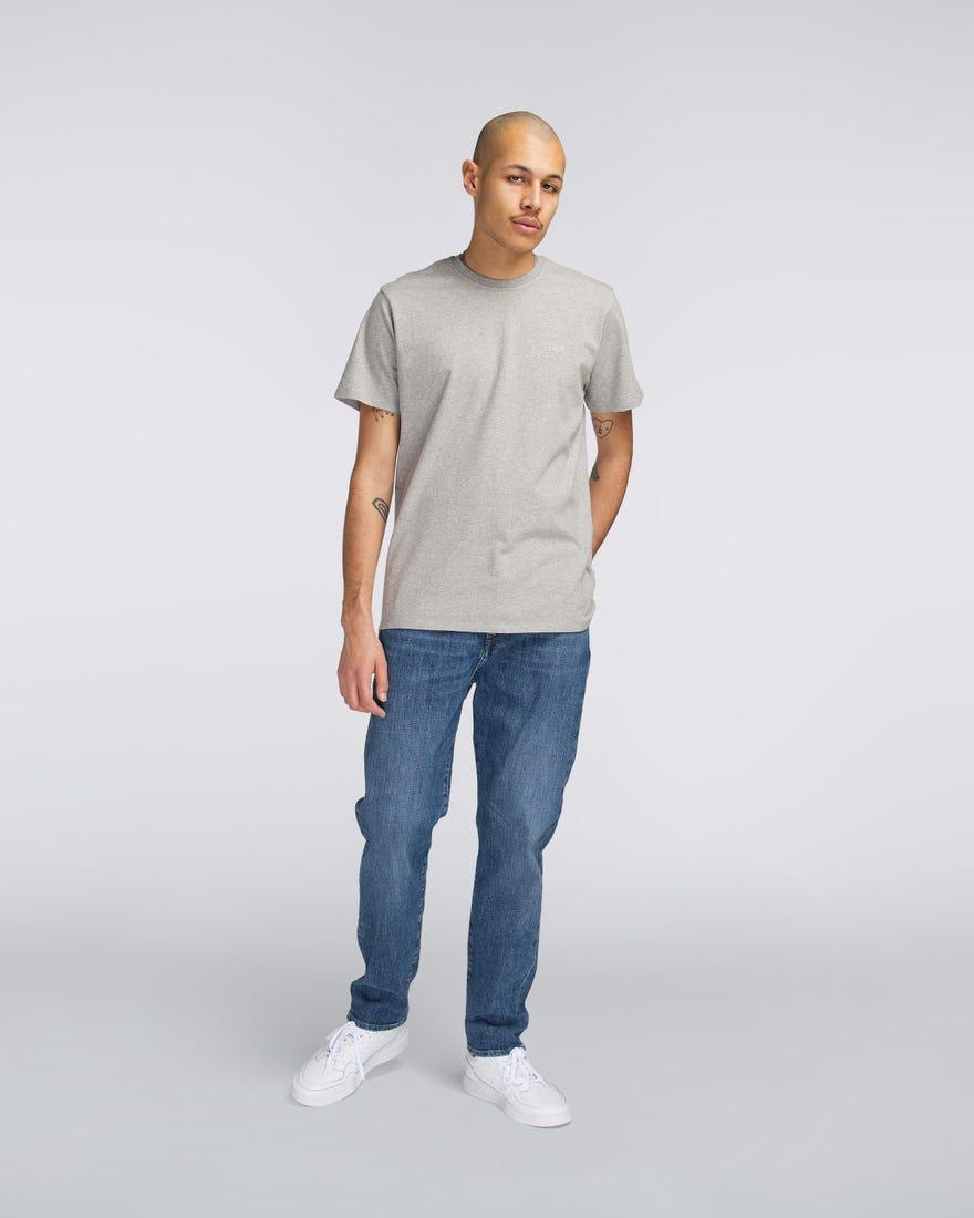 Edwin Logo Chest T-Shirt