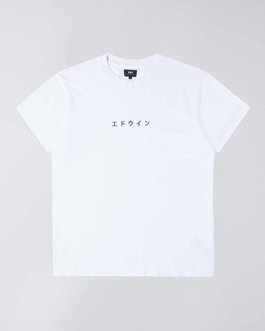 Katakana Embroidery TS