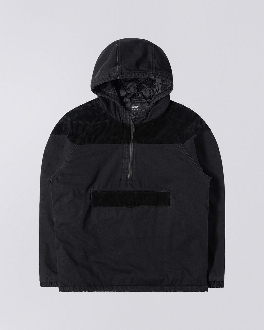 Hooded Popover Jacket (Winter)