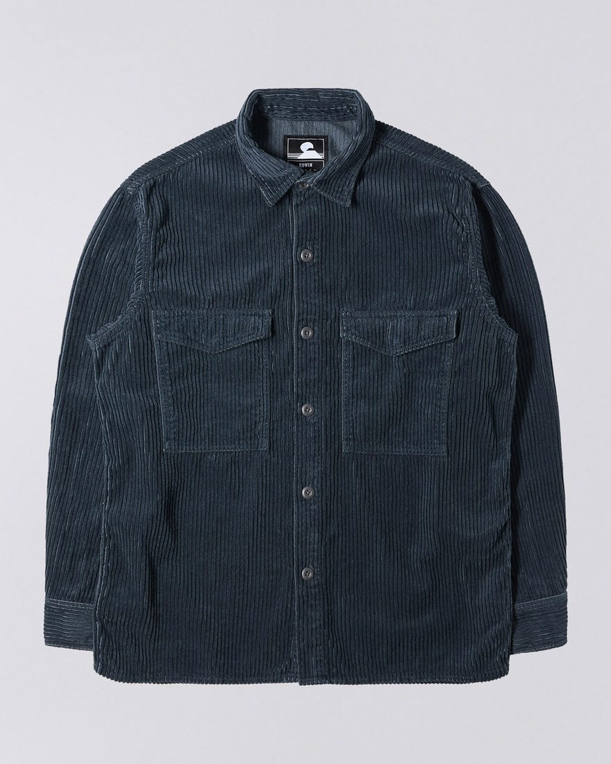 Big Shirt LS