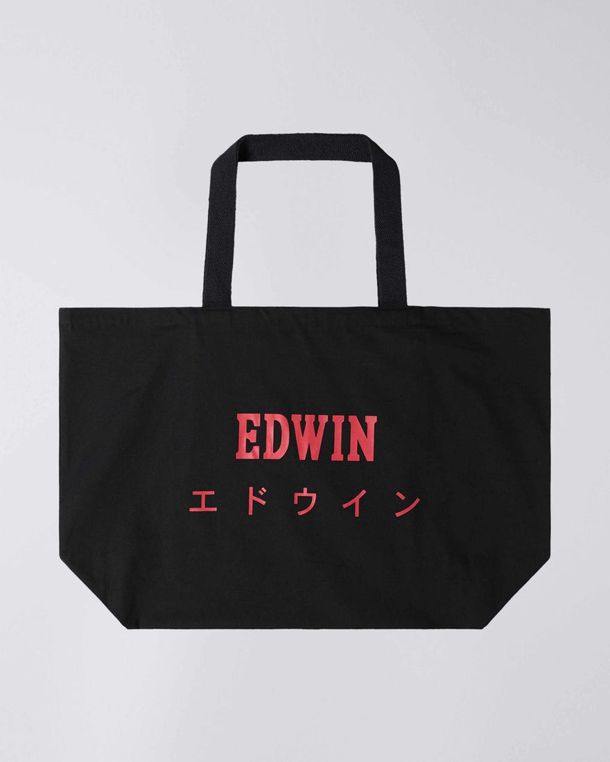 EDWIN Tote bag oversized
