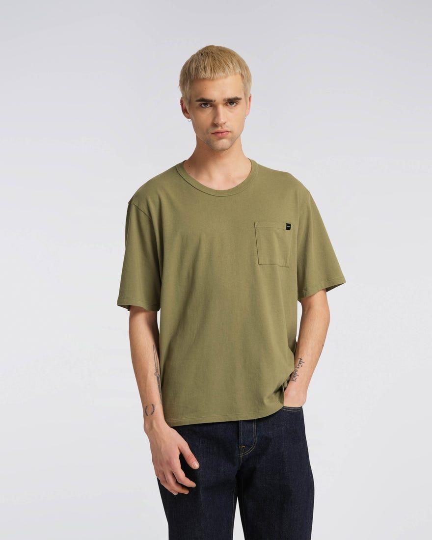 Oversized Pocket T-Shirt