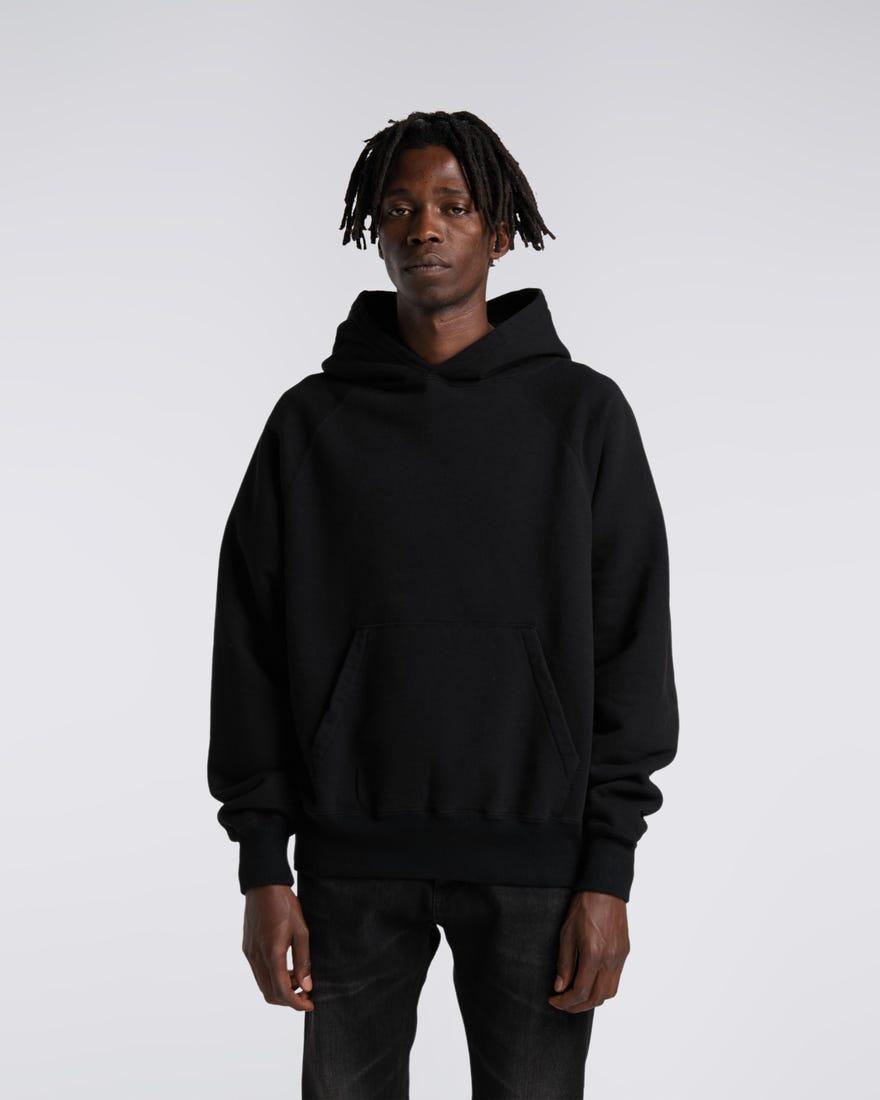Raglan-Sleeve Hood