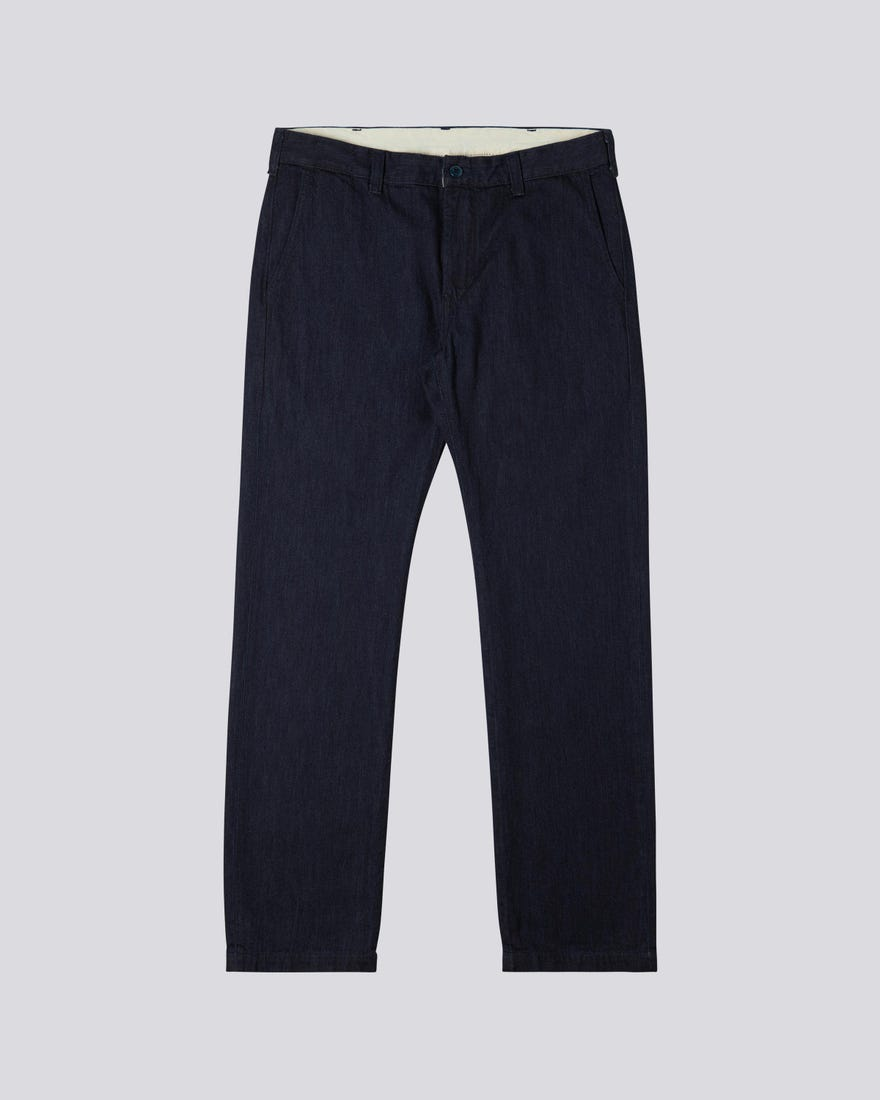 Loose Straight Chino