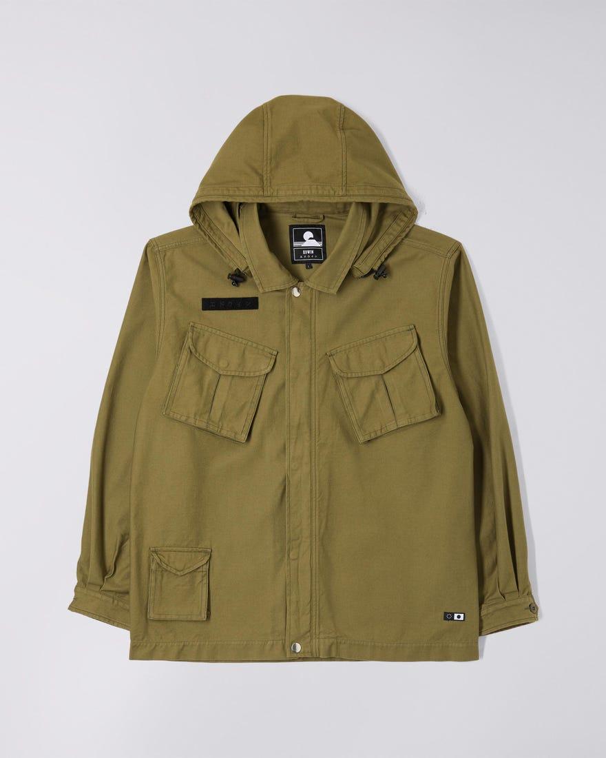 Strategy Hooded Jacket
