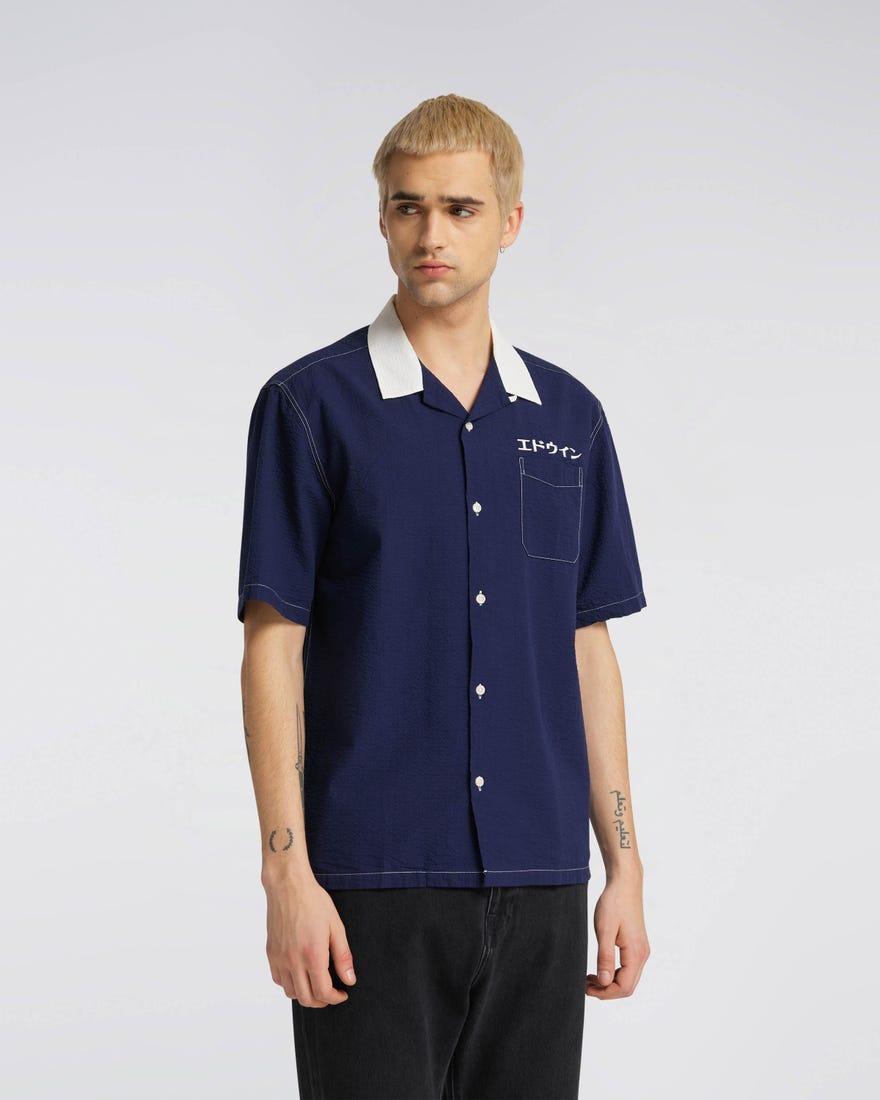 Katakana Crew Shirt SS