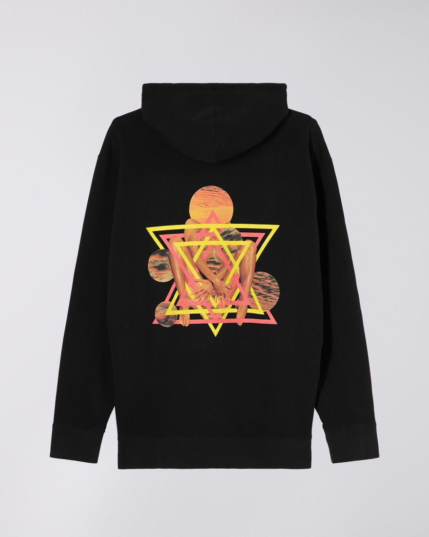 Fortress Collage Hoodie Sweat