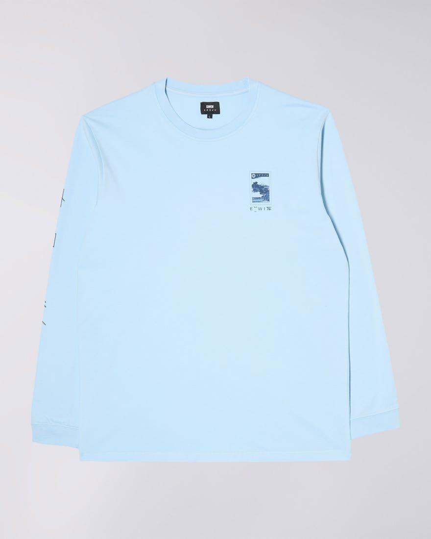 Fuji Scenery T-Shirt LS