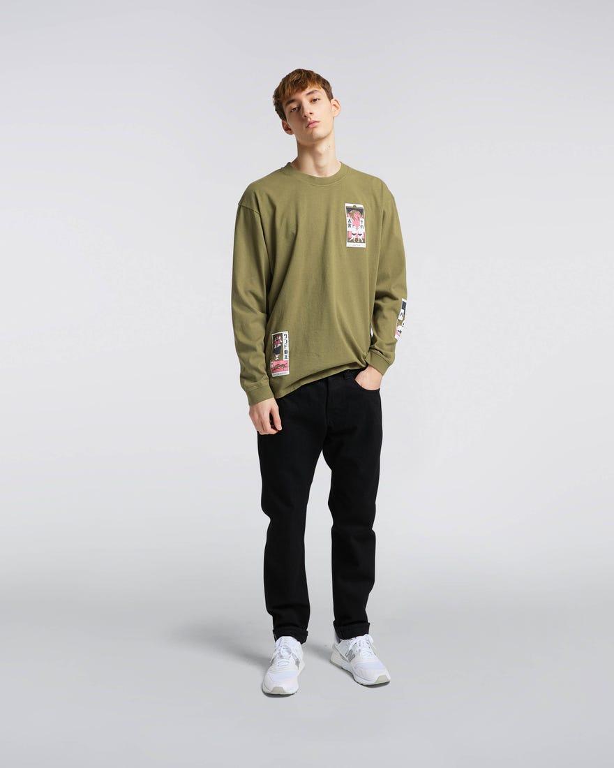 Tarot Deck II T-Shirt LS
