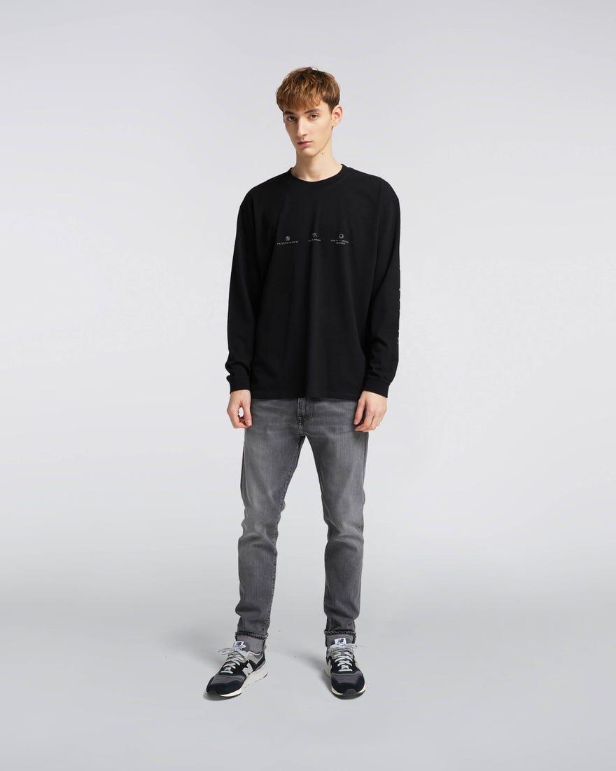 Edwin TM X T-Shirt LS