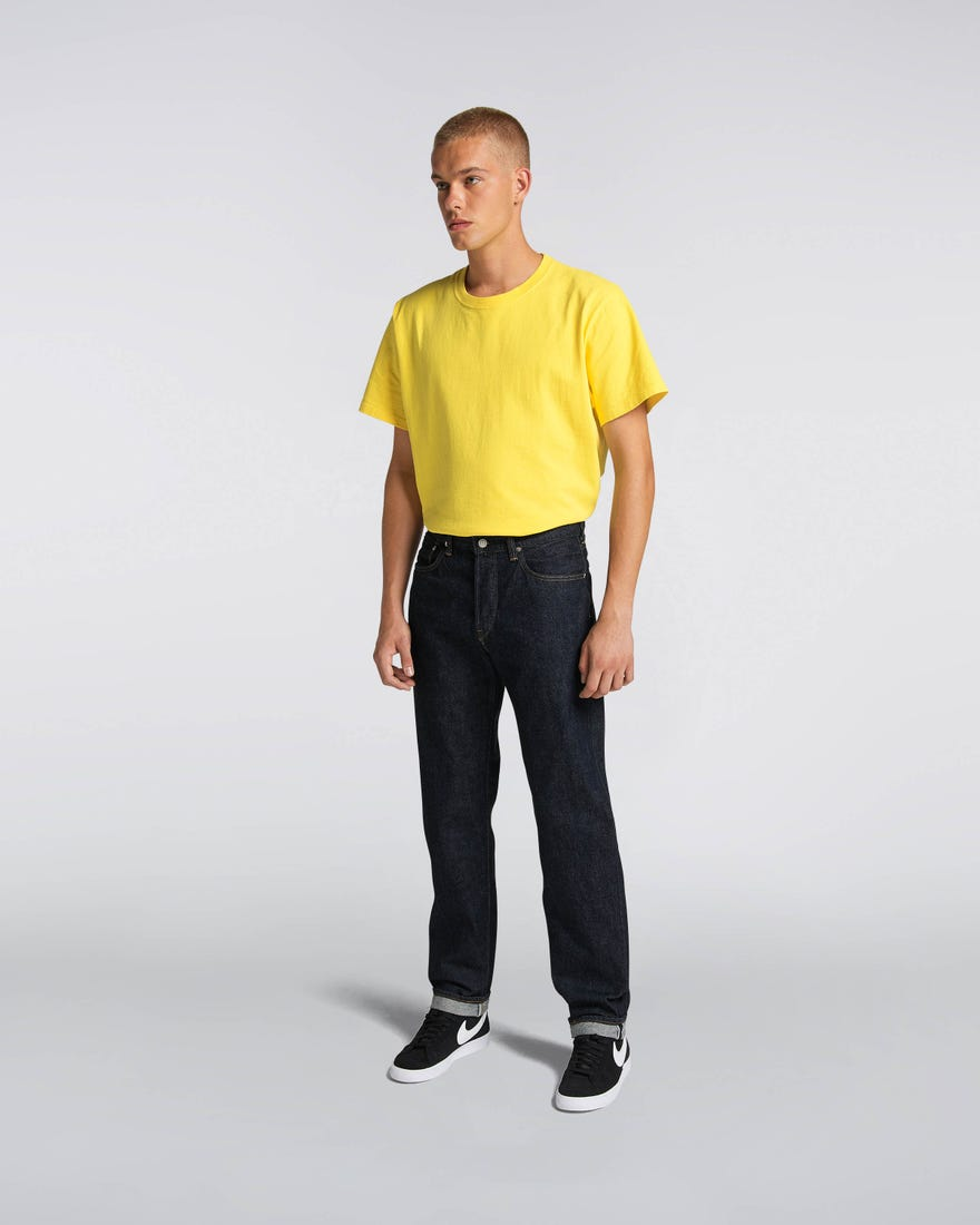 Loose Tapered Jeans