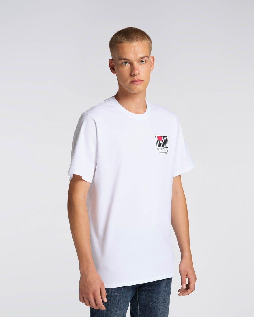 Sun Buildings T-Shirt