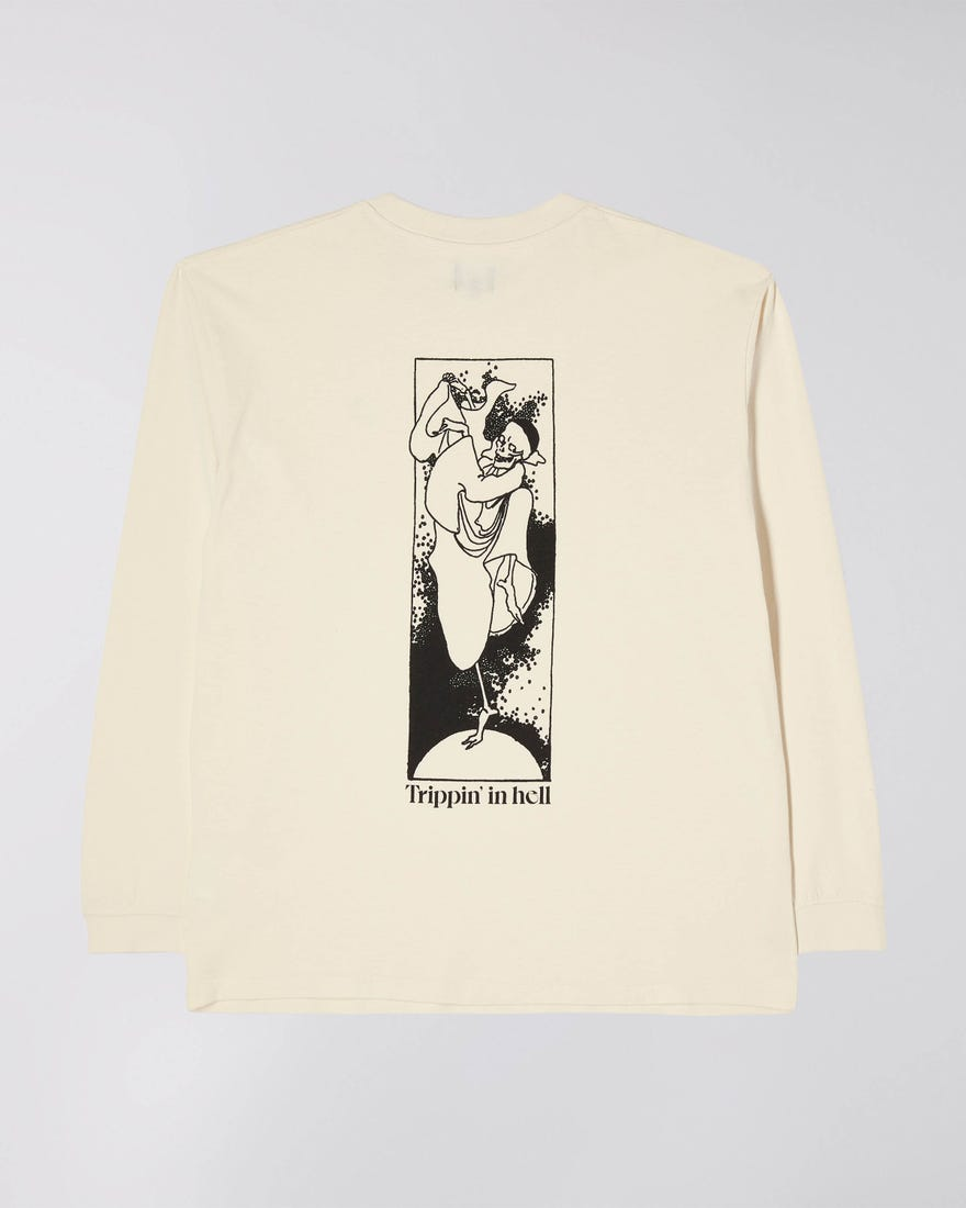 Tripping in Hell T-Shirt LS