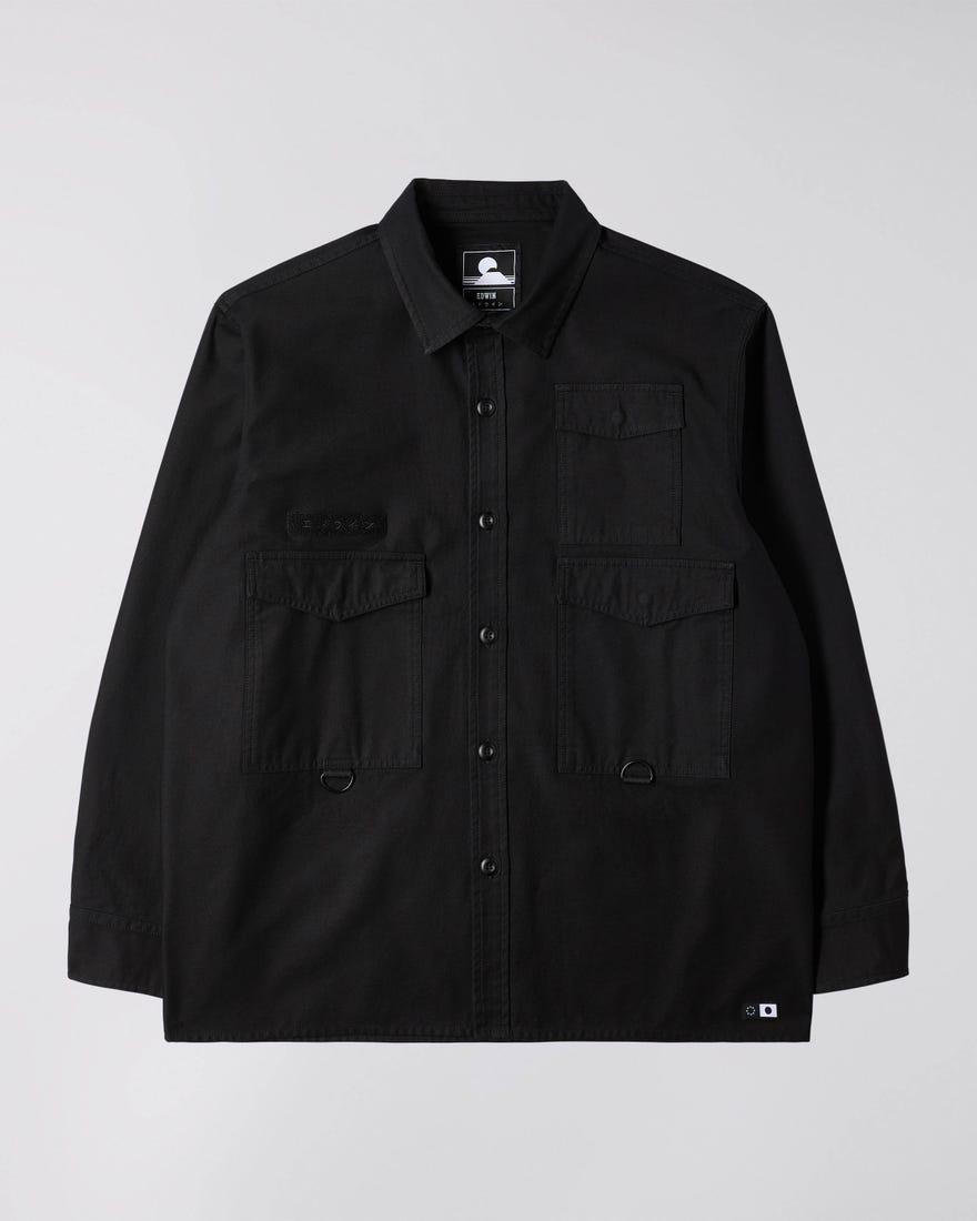 D-Ring Mili Shirt LS