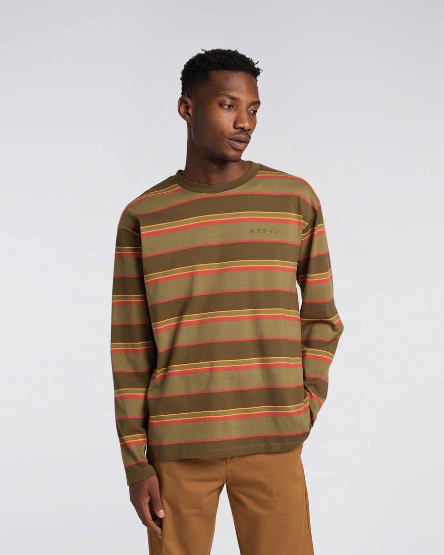Quarter T-Shirt LS