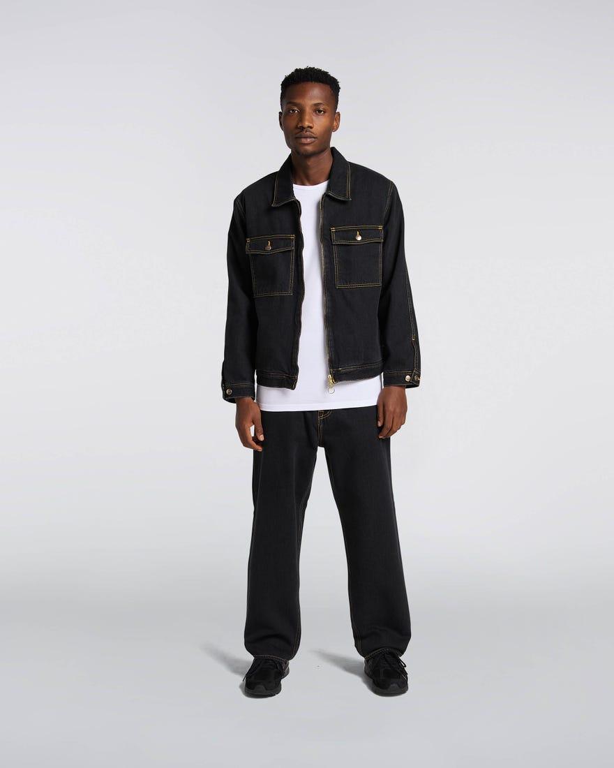Swaine Zip Jacket Lined