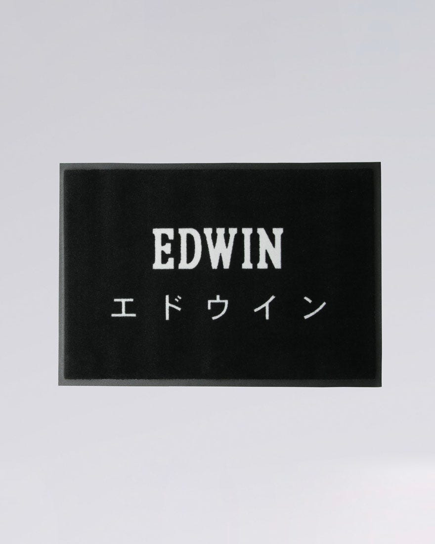 EDWIN Doormat small