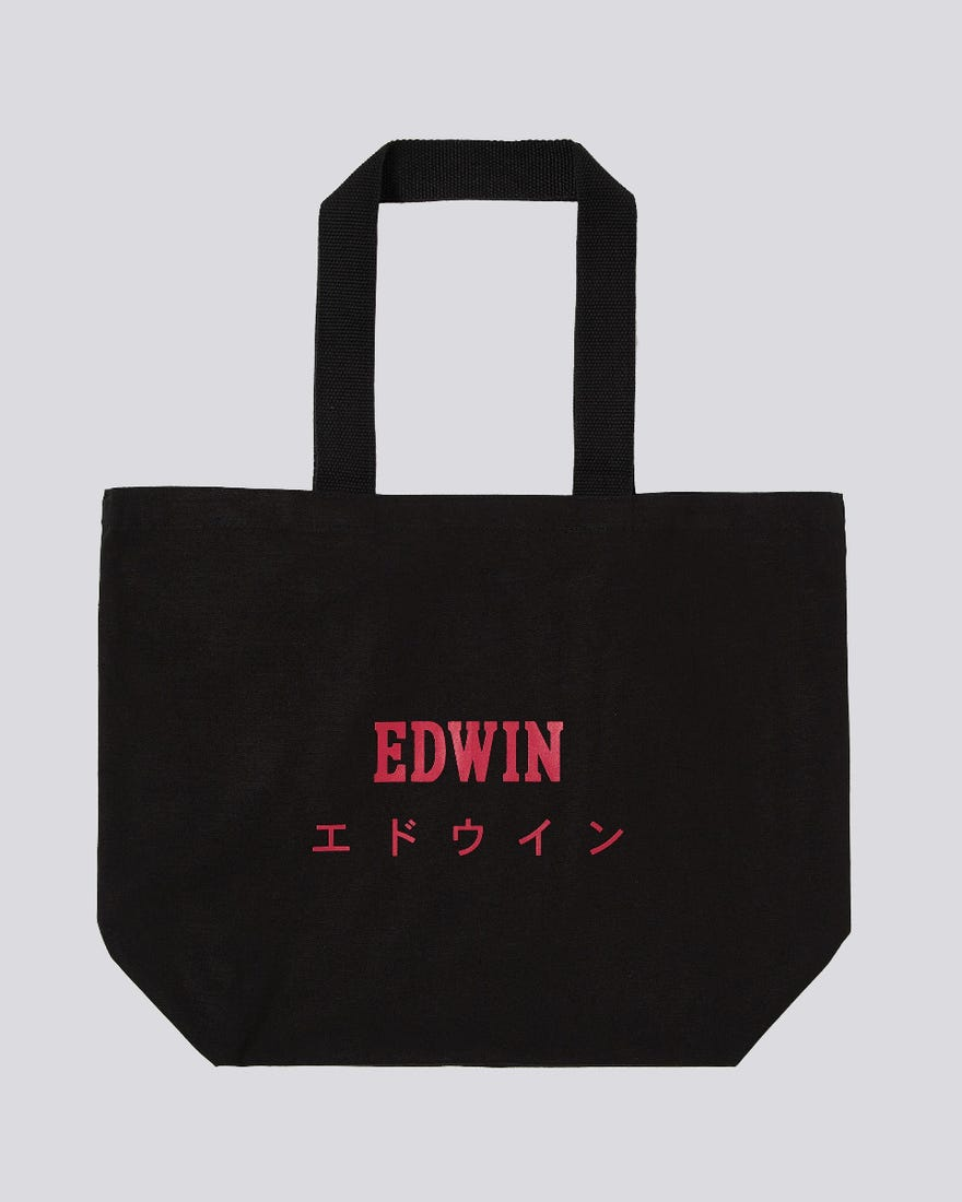 EDWIN Tote Bag Shopper