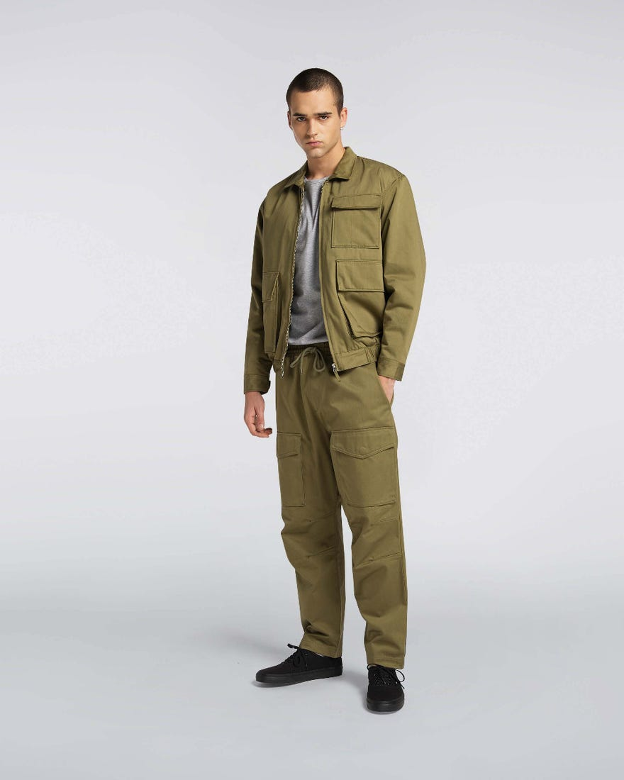 Military Bomber Lined