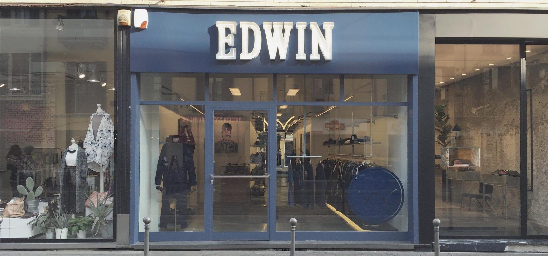 Edwin Store Milan