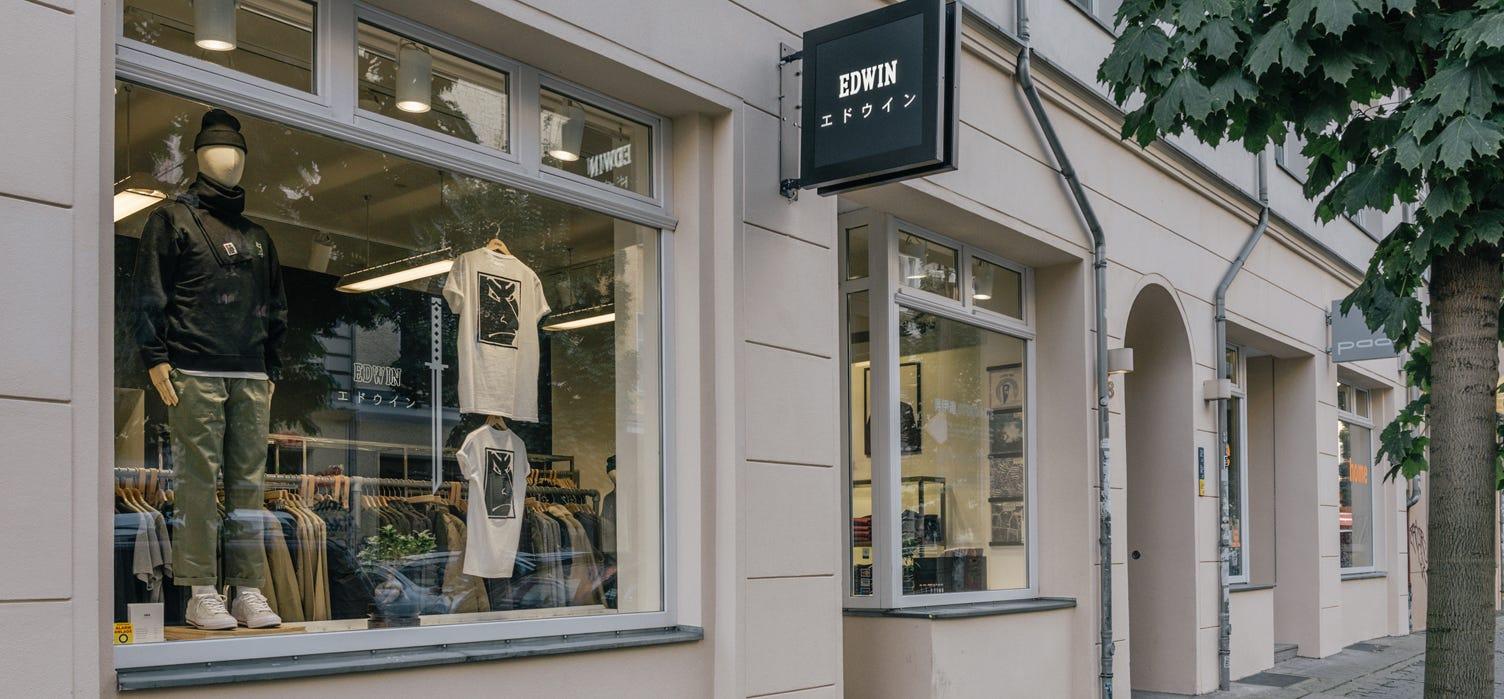 Edwin Store Berlin